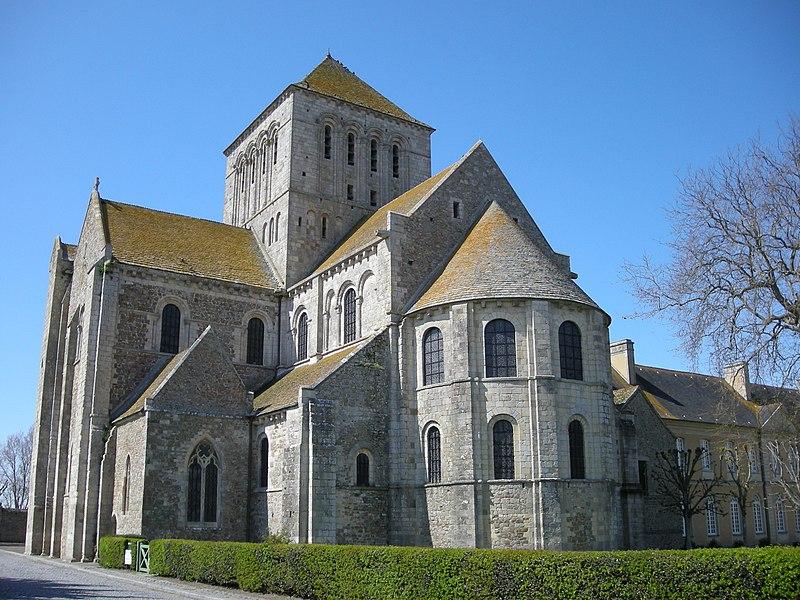 Lessay Abbaye
