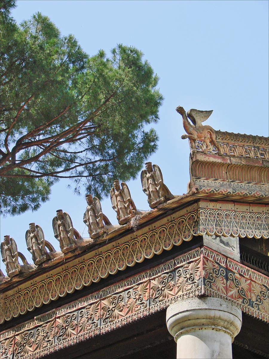 Temple Etrusque