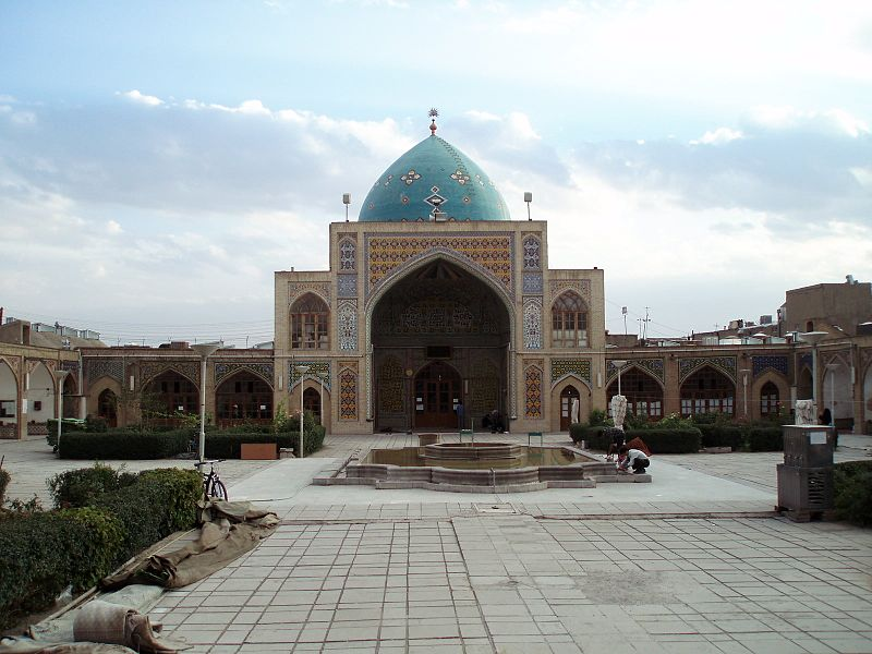 Seyyed Mosque (also known as Jame Mosque)