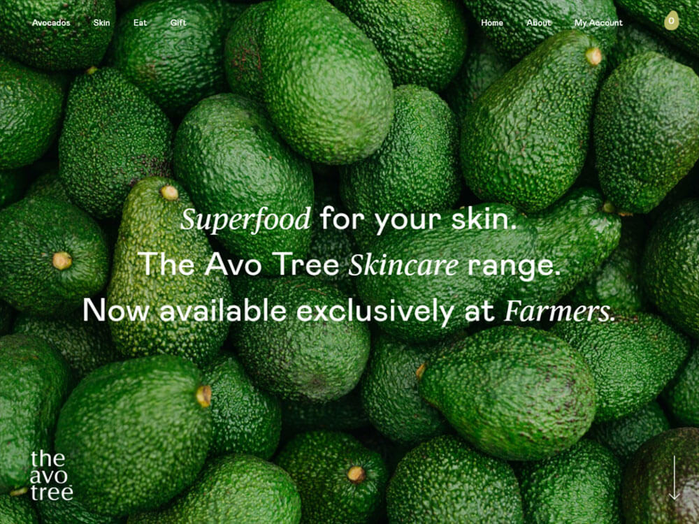 The Avo Tree - Design and Develop by Artistry Online