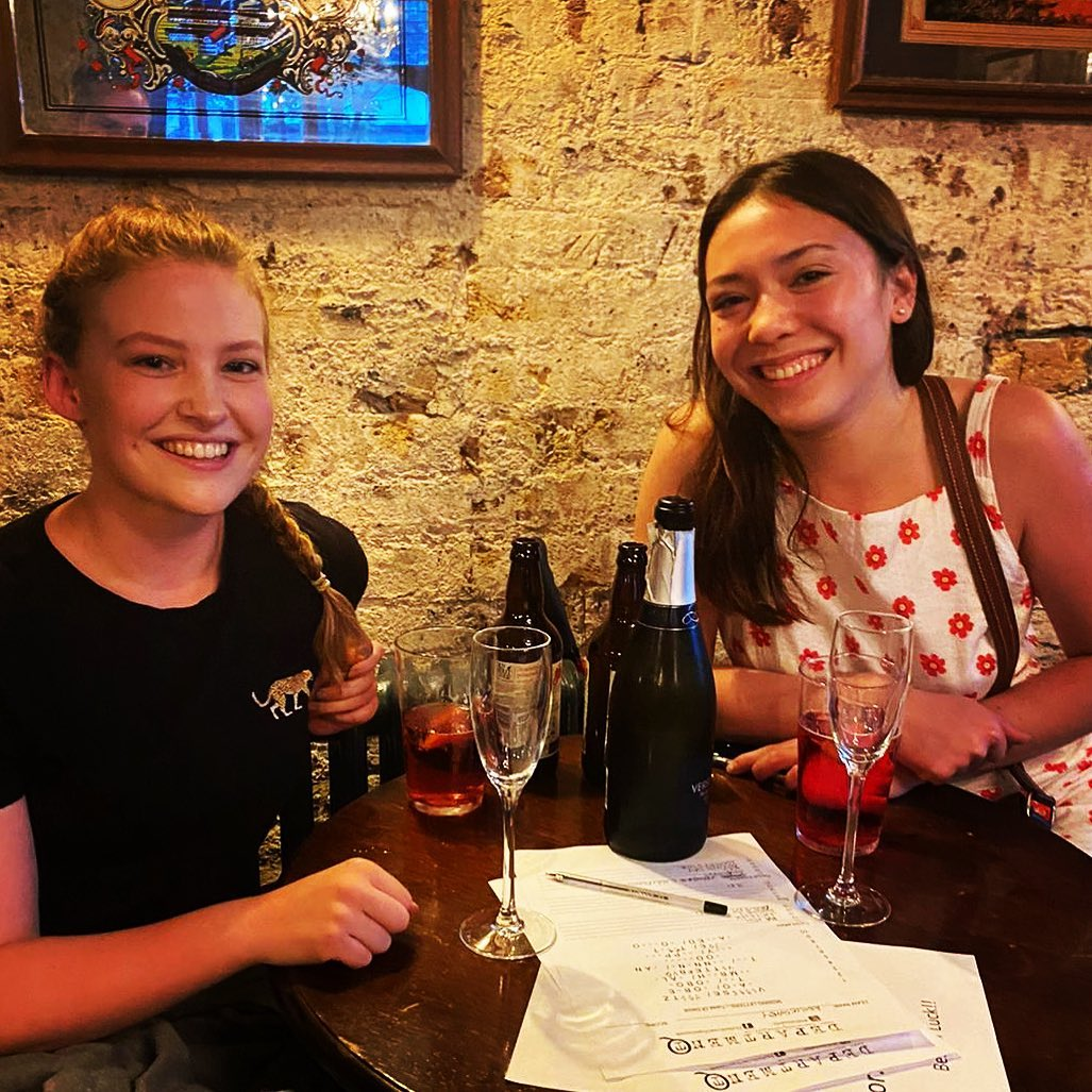 Sunday night is Quiz night!  Not only do we have a prize for the winning team, there's also the chance to win the rollover jackpot - and a chance to win a bottle of bubbles! 🥂   Here are last week's luck winners! 🍾   Quiz is from 7.30pm in our upstairs room for an 8pm start - booking recommended!!   #quiznight #quiz #quizzes #quiztime #pubquiz #quizmaster #quizz #quizzing #quizinstagram #dailyquiz #trivia #quizoftheday #quiznos #quizas #trivianight #quizup #quizlet #quizhunter #fun #instaquiz #quizgame #quizcontest #quizshow #knowledge #beer #questions #quizqueen #pub #Tooting #TootingBec