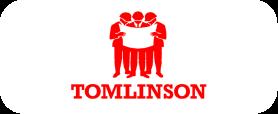 GF Tomlinson logo