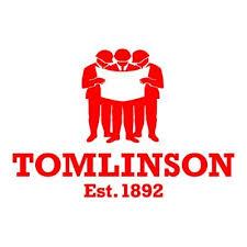GF Tomlinson logo square