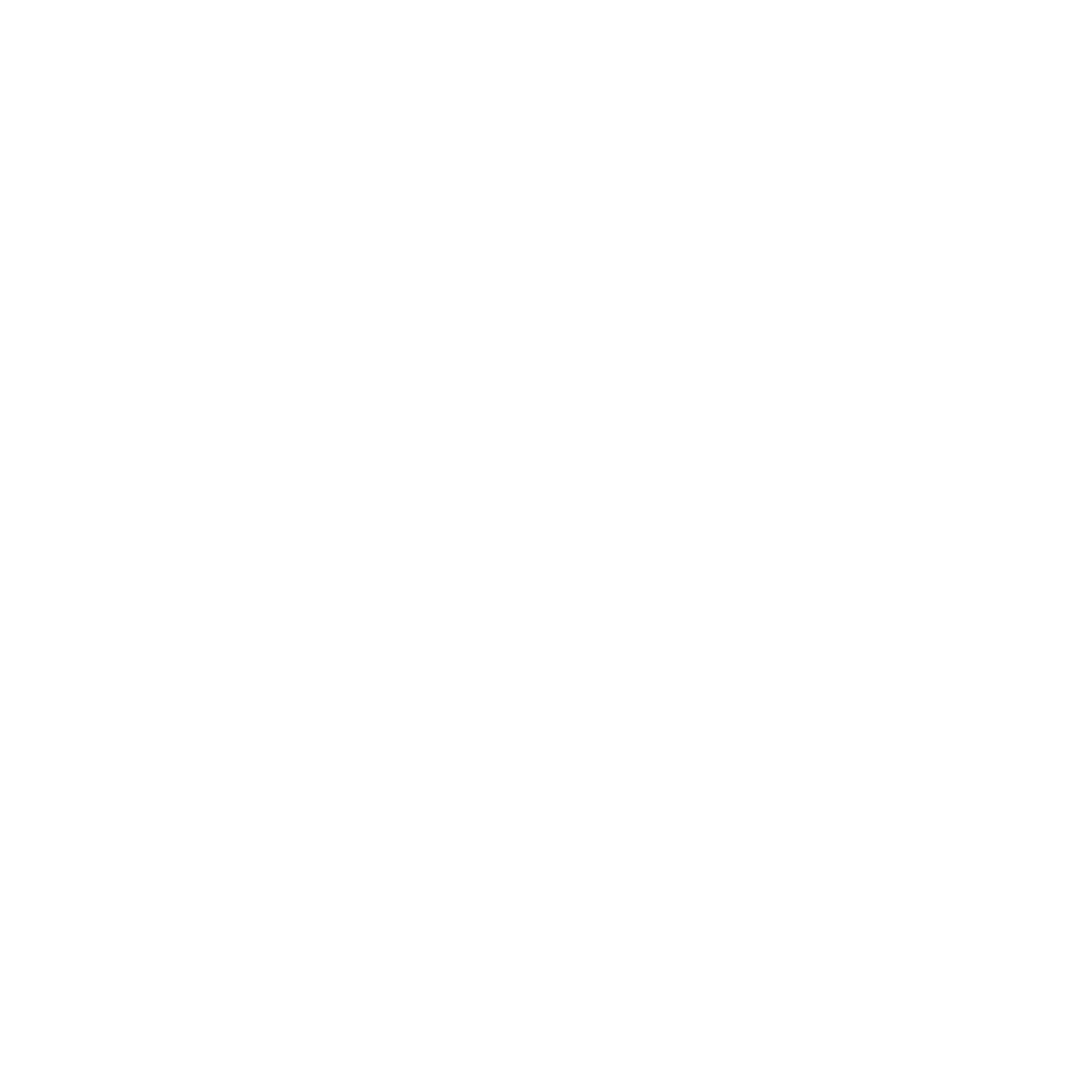 Three cogs in a circle with dollar sign, tick and stick man icon