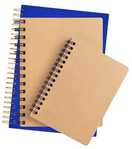 Notebooks and Office Supplies