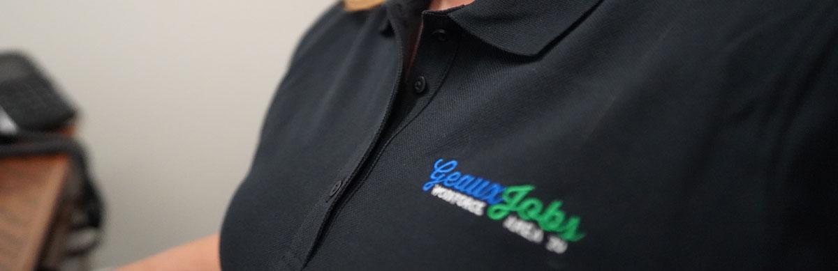 Geaux Jobs shirt