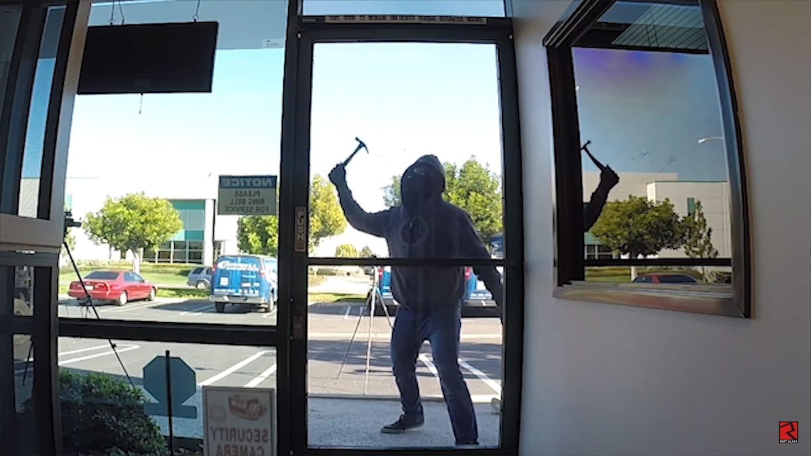 3M Security Window Film Protection in Orlando Florida