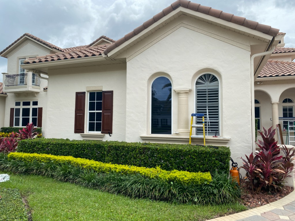 Residential Window Film Installation in Orlando Florida