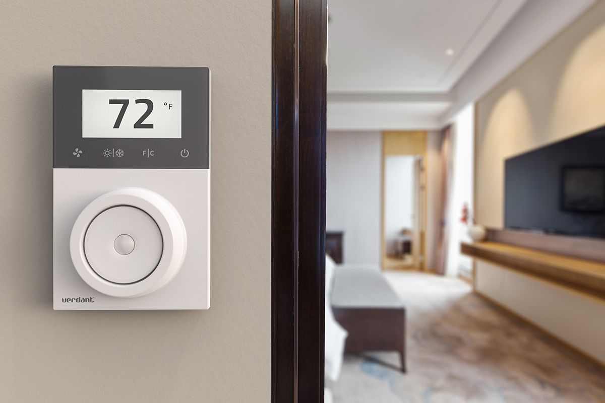 Upgraded thermostat system