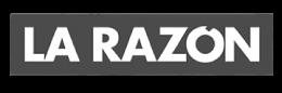 Logo periódico La Razón BN