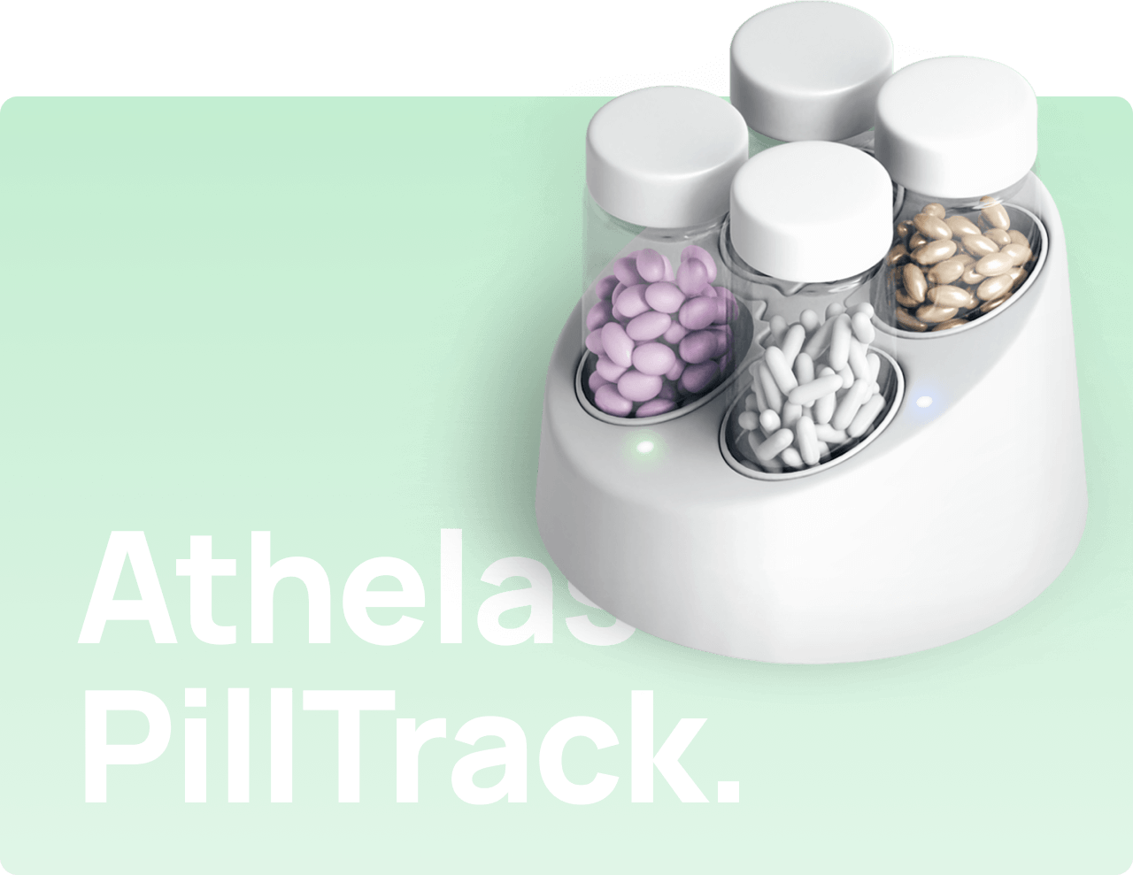 Our state of the art PillTrack