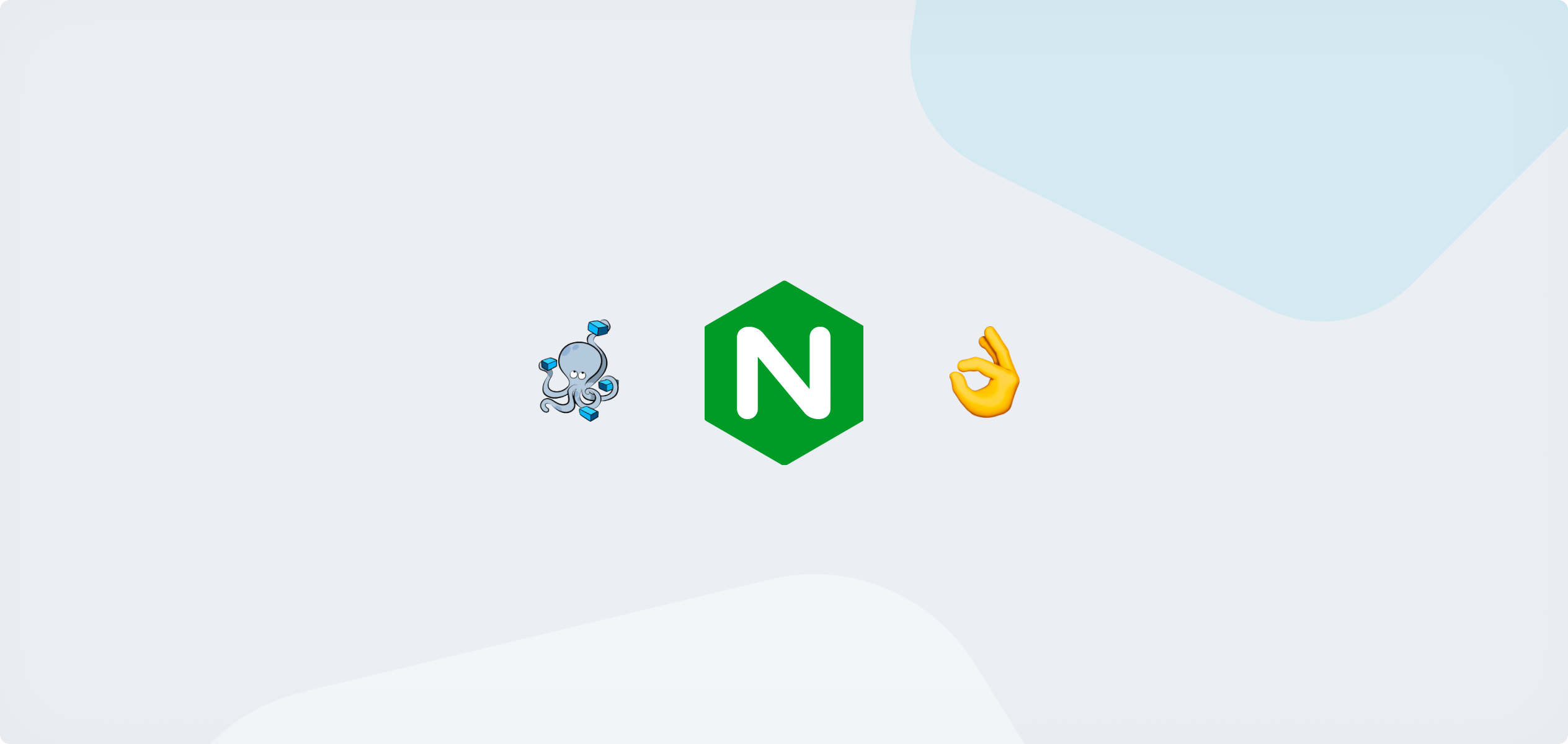 Simple, zero-downtime deploys with nginx and docker-compose