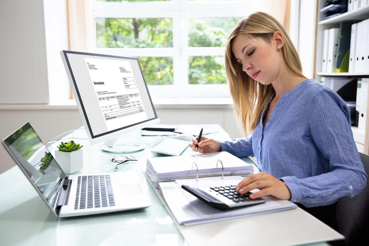 Invoice factoring legal document