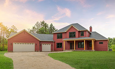 Straub Homes - Completed Homes