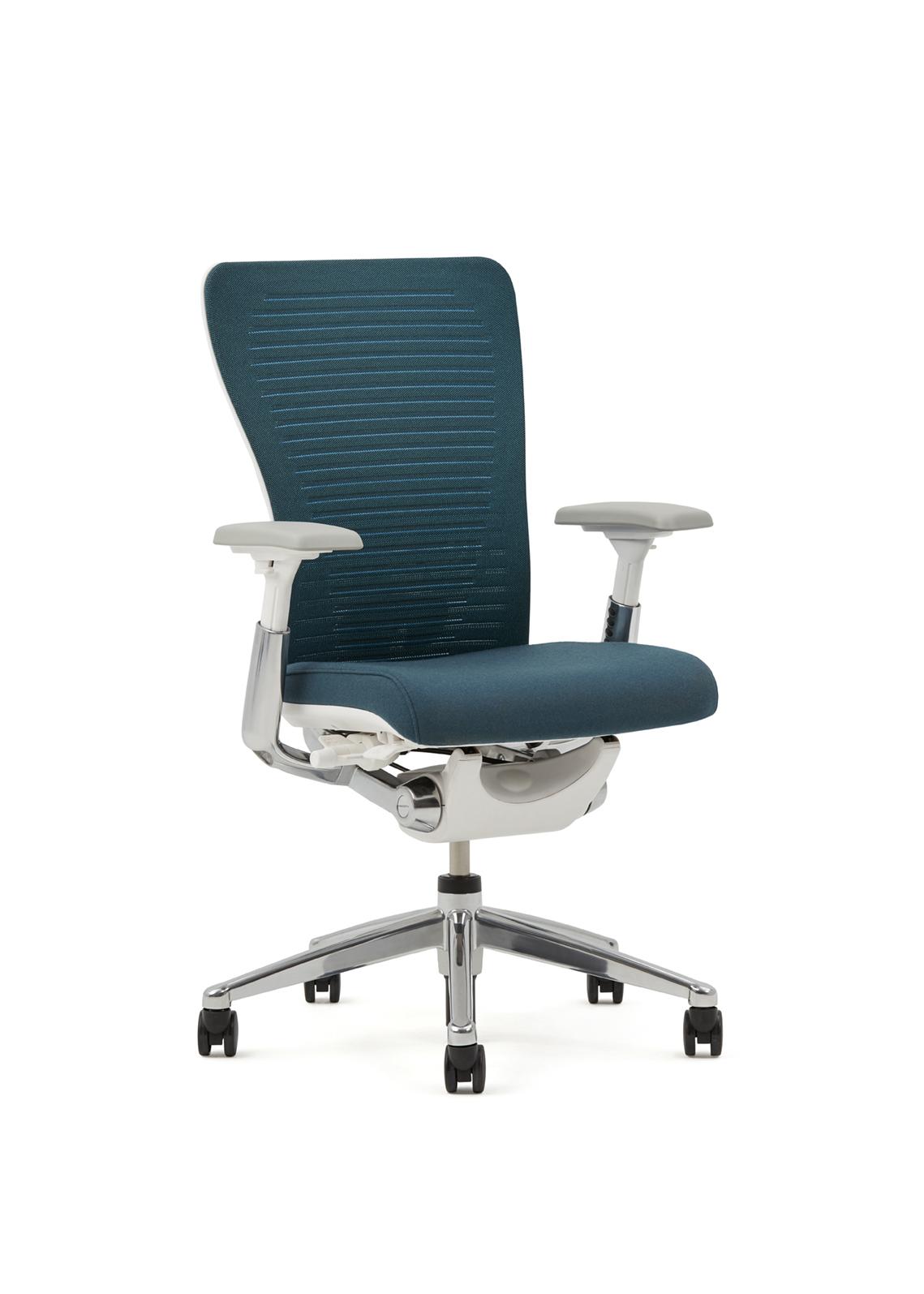 Seating: Haworth Zody