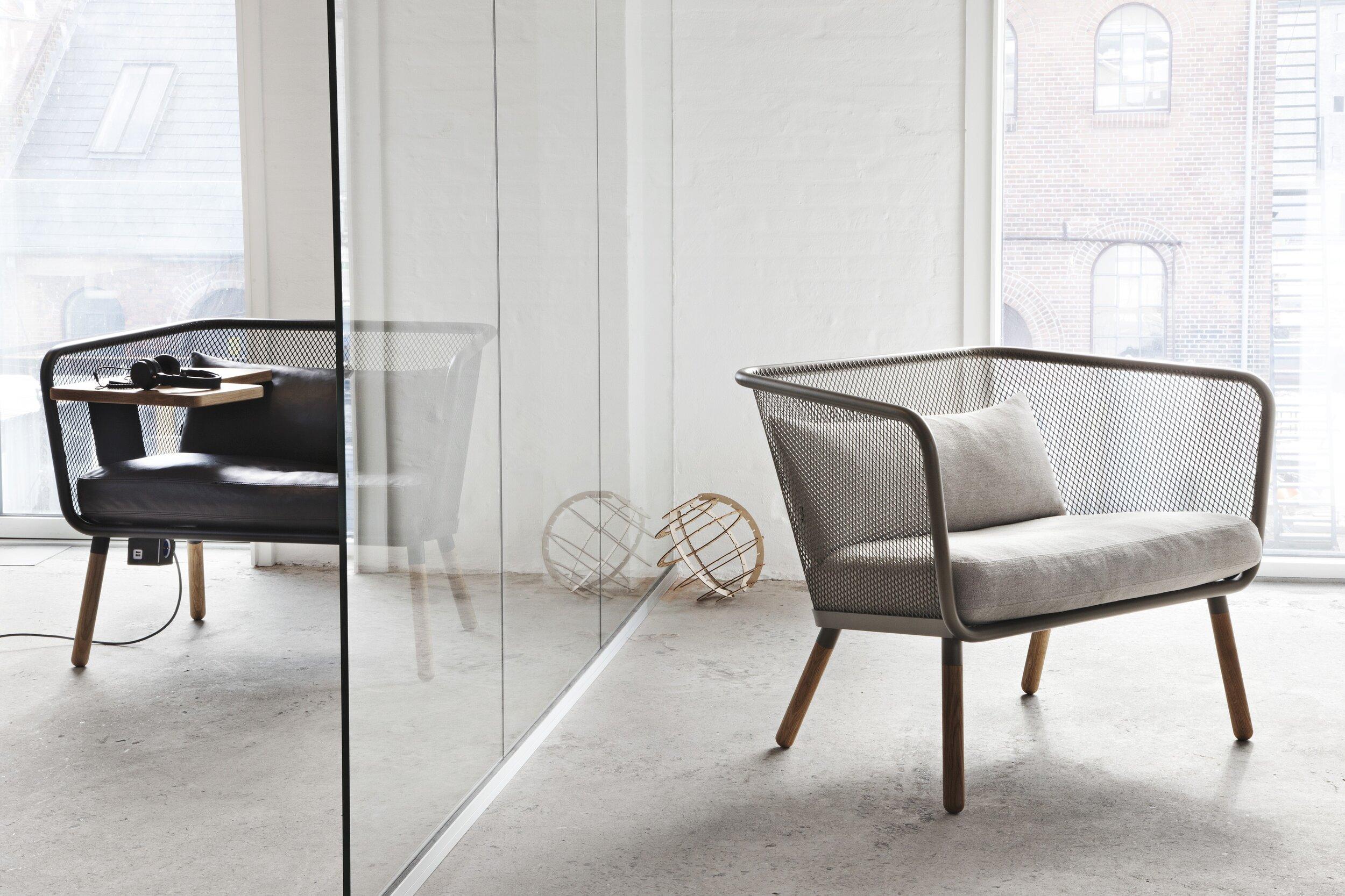 Seating: Scandinavian Spaces Honken