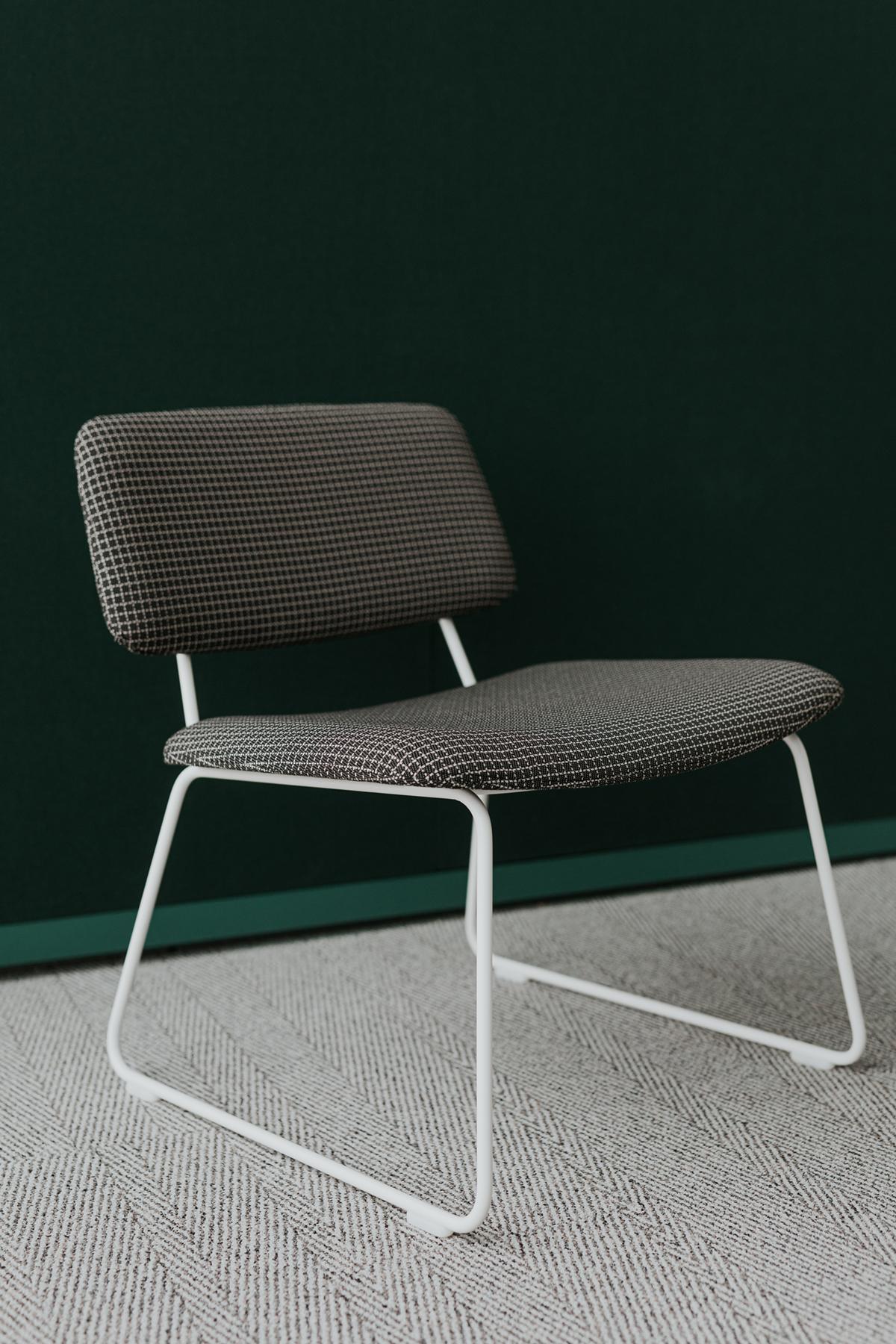 Seating: Haworth Resonate
