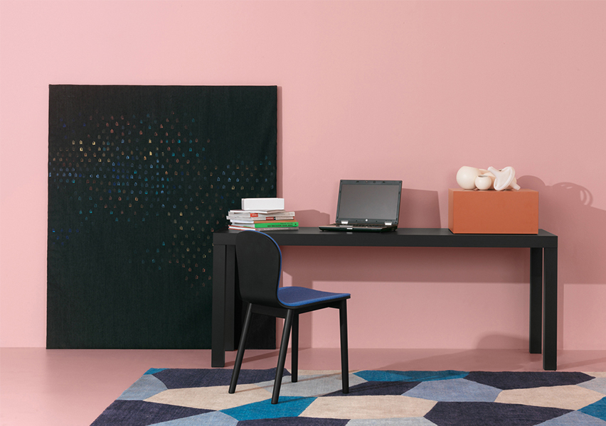 Seating: Cappellini Bac Two