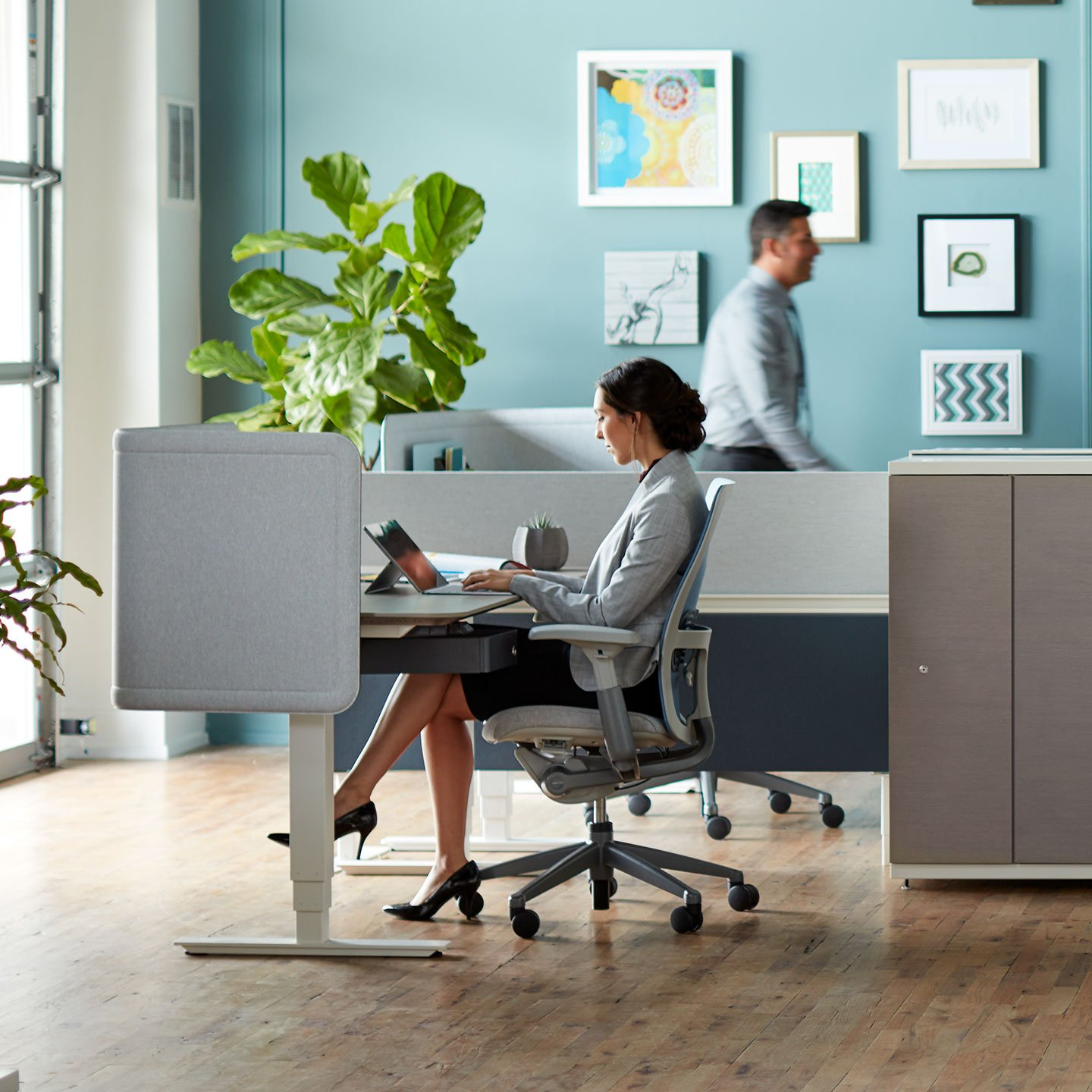Workspaces: Haworth Compose Connections
