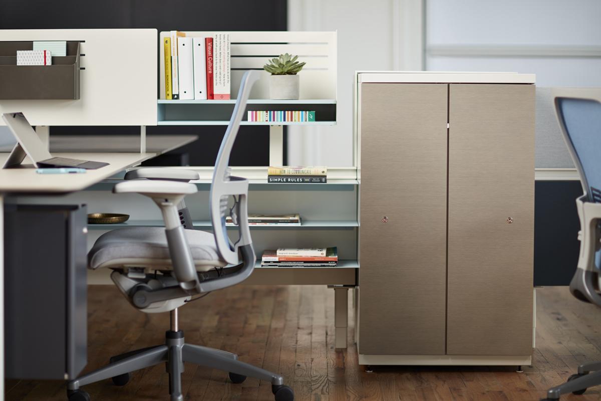 Storage: Haworth Active Components