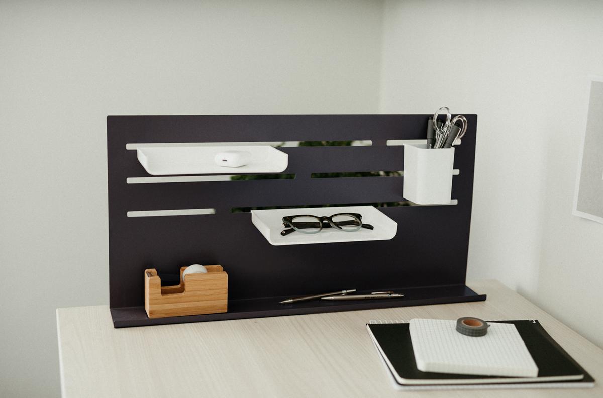 Accessories: Haworth Belong Work Tools