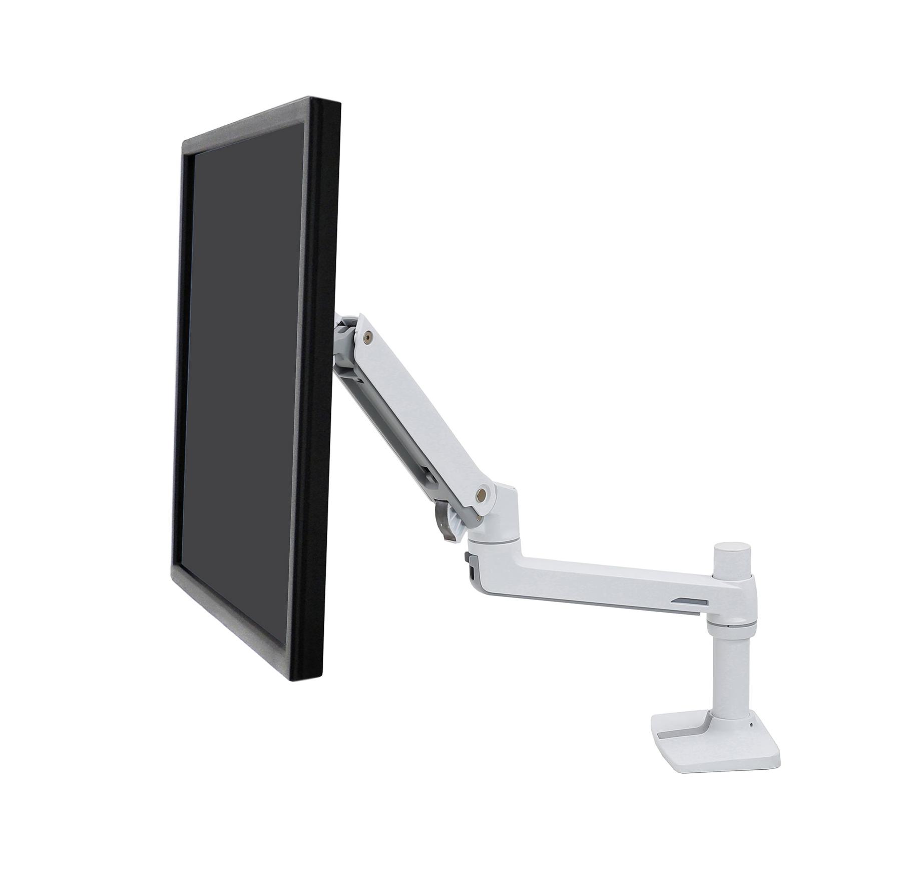 Accessories: Haworth + Ergotron Monitor Arms