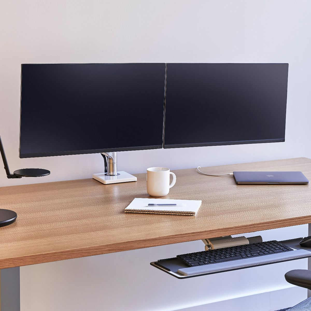 Accessories: Humanscale Monitor Arms