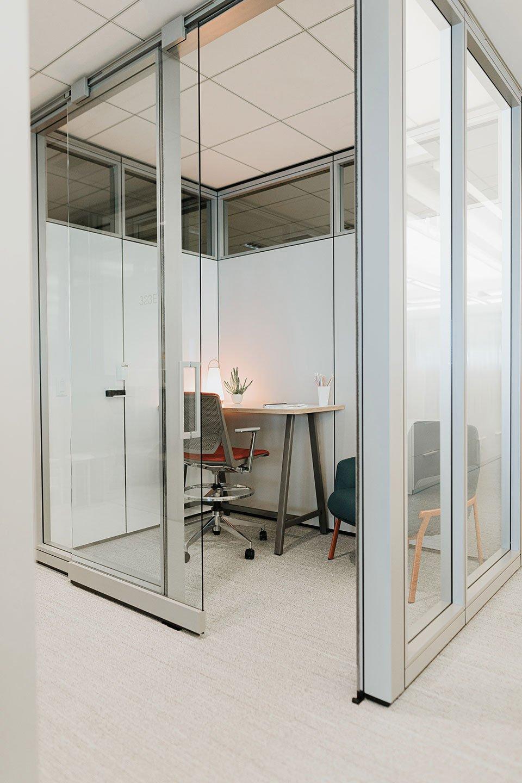 Architectural Interiors: Haworth Enclose