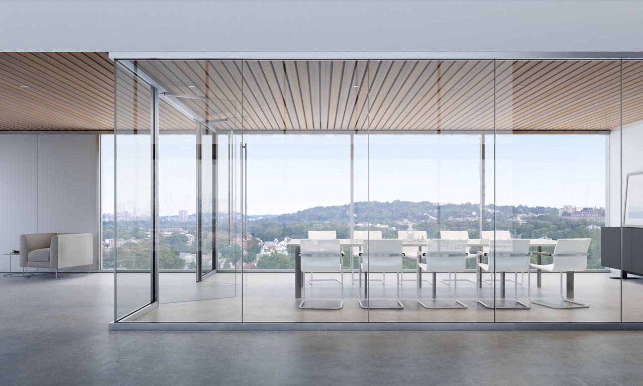 Architectural Interiors: Haworth Trivati