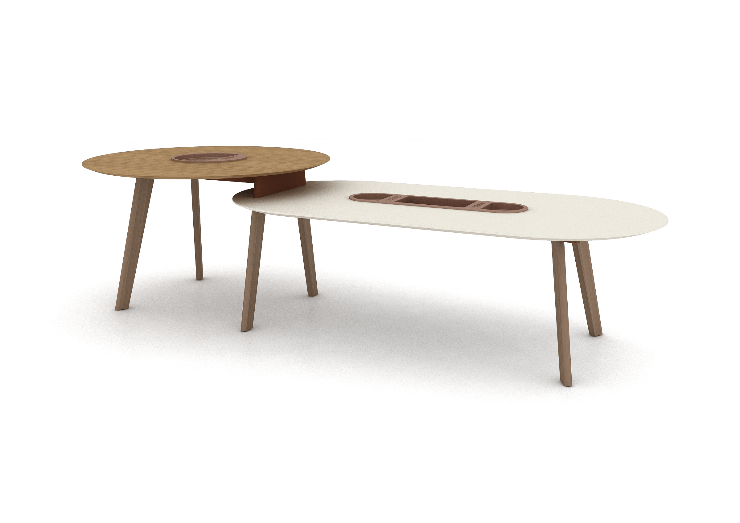 Table: Haworth Immerse