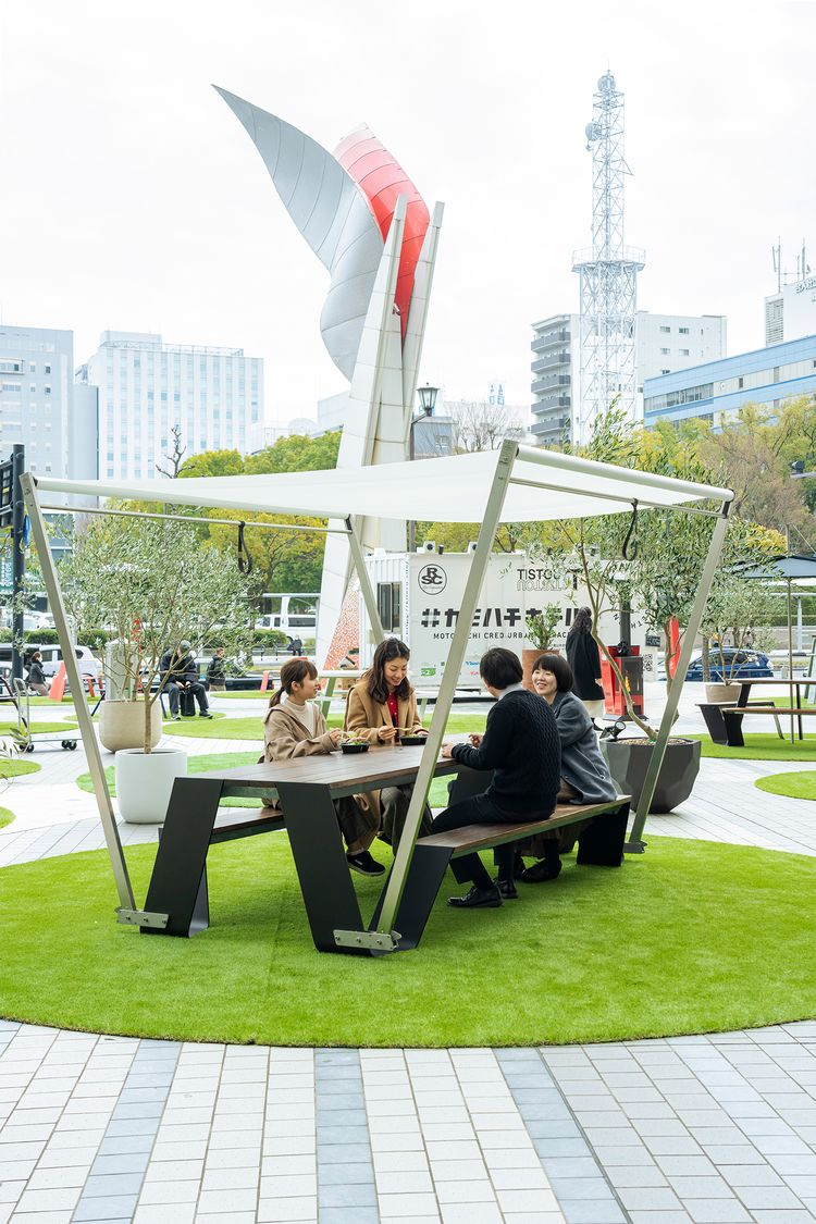 Outdoor: Extremis Hopper Picnic