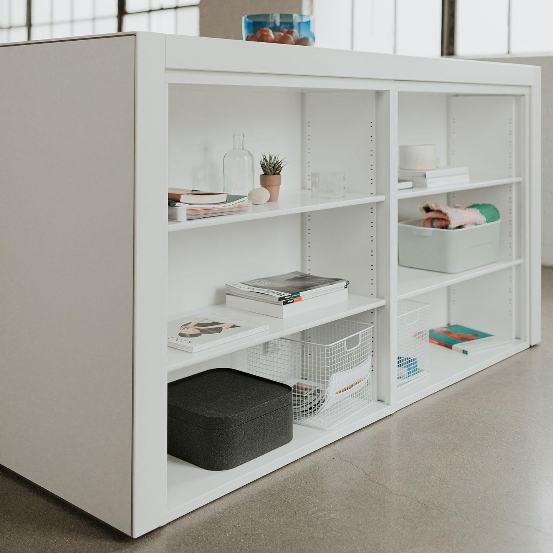 Storage: Haworth X Series