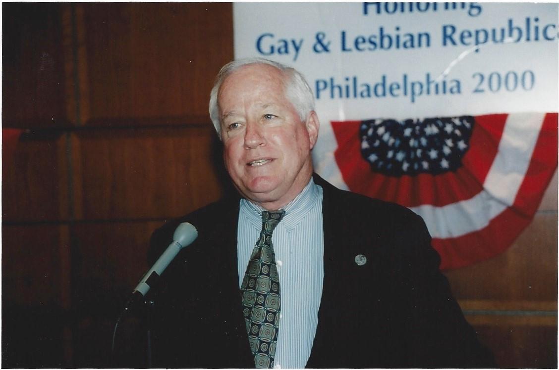 U.S. Rep. Jim Kolbe, R-AZ. Courtesy of Edgar B. Anderson