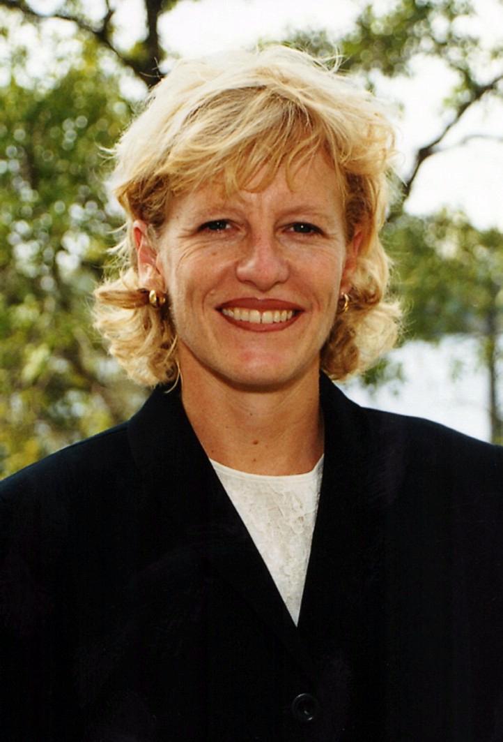 Julia Boseman in 2004
