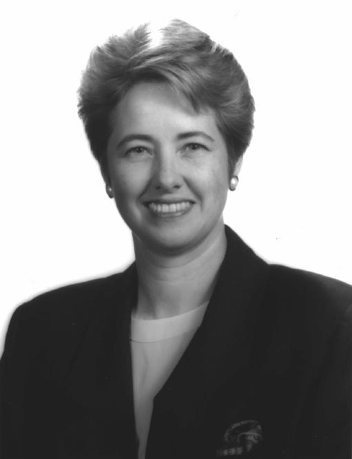 Houston City Council Member Annise Parker