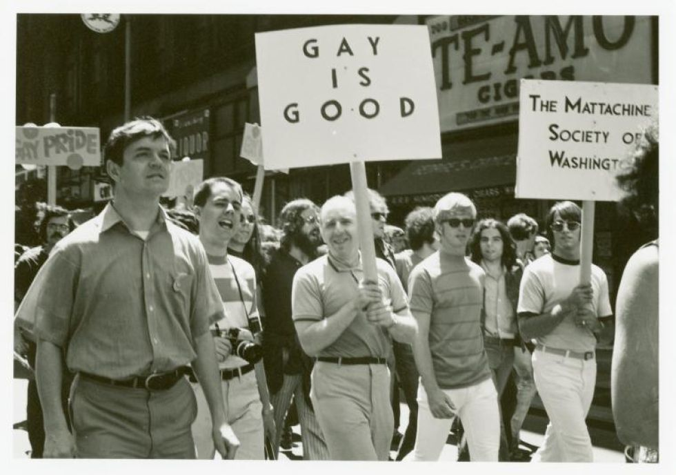 Frank Kameny was the first person ever known to use pro-gay arguments in a legal proceeding.