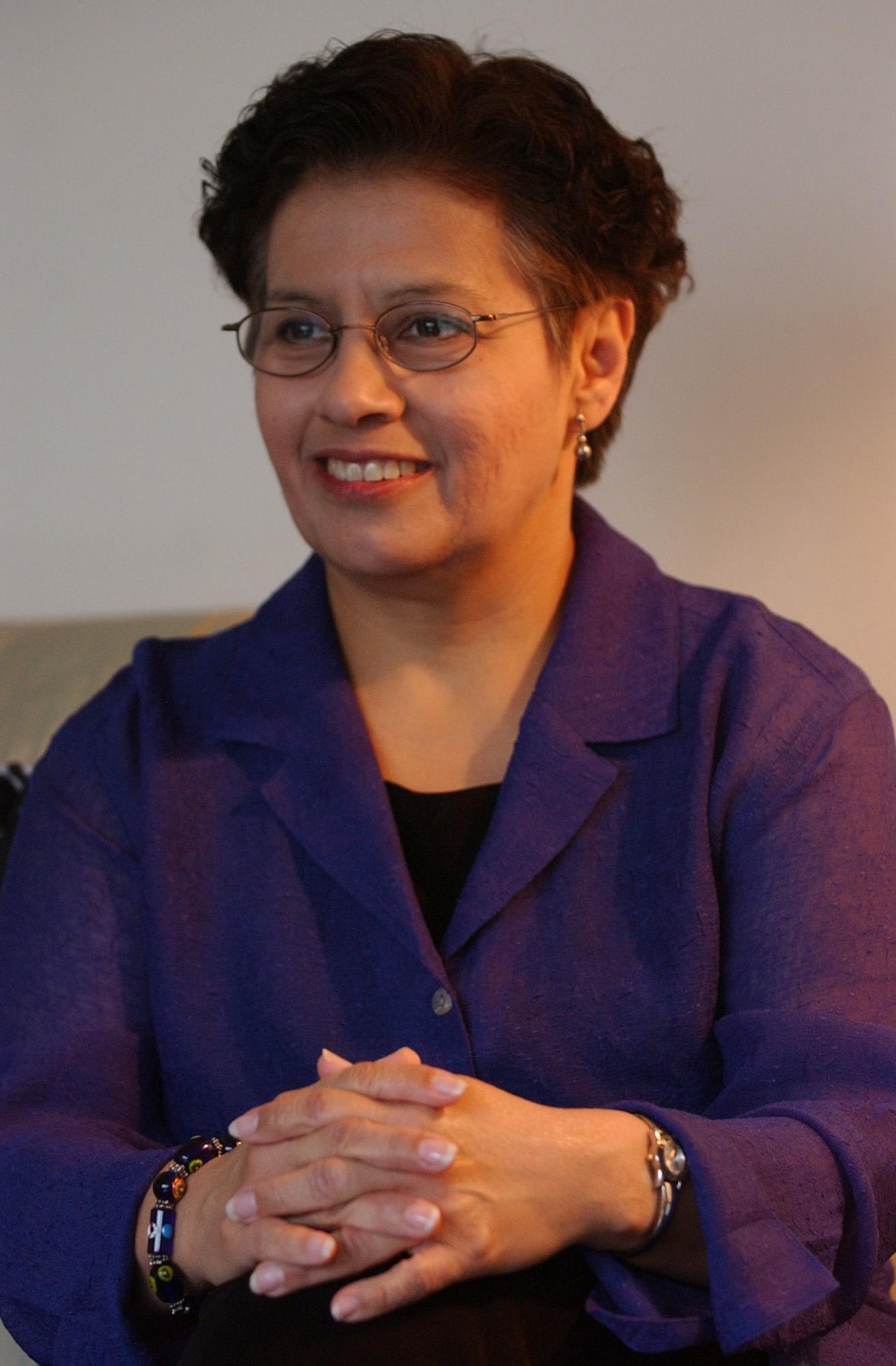 San Antonio City Councilmember Elena Guajardo