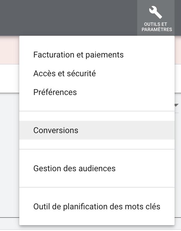 conversions google ads