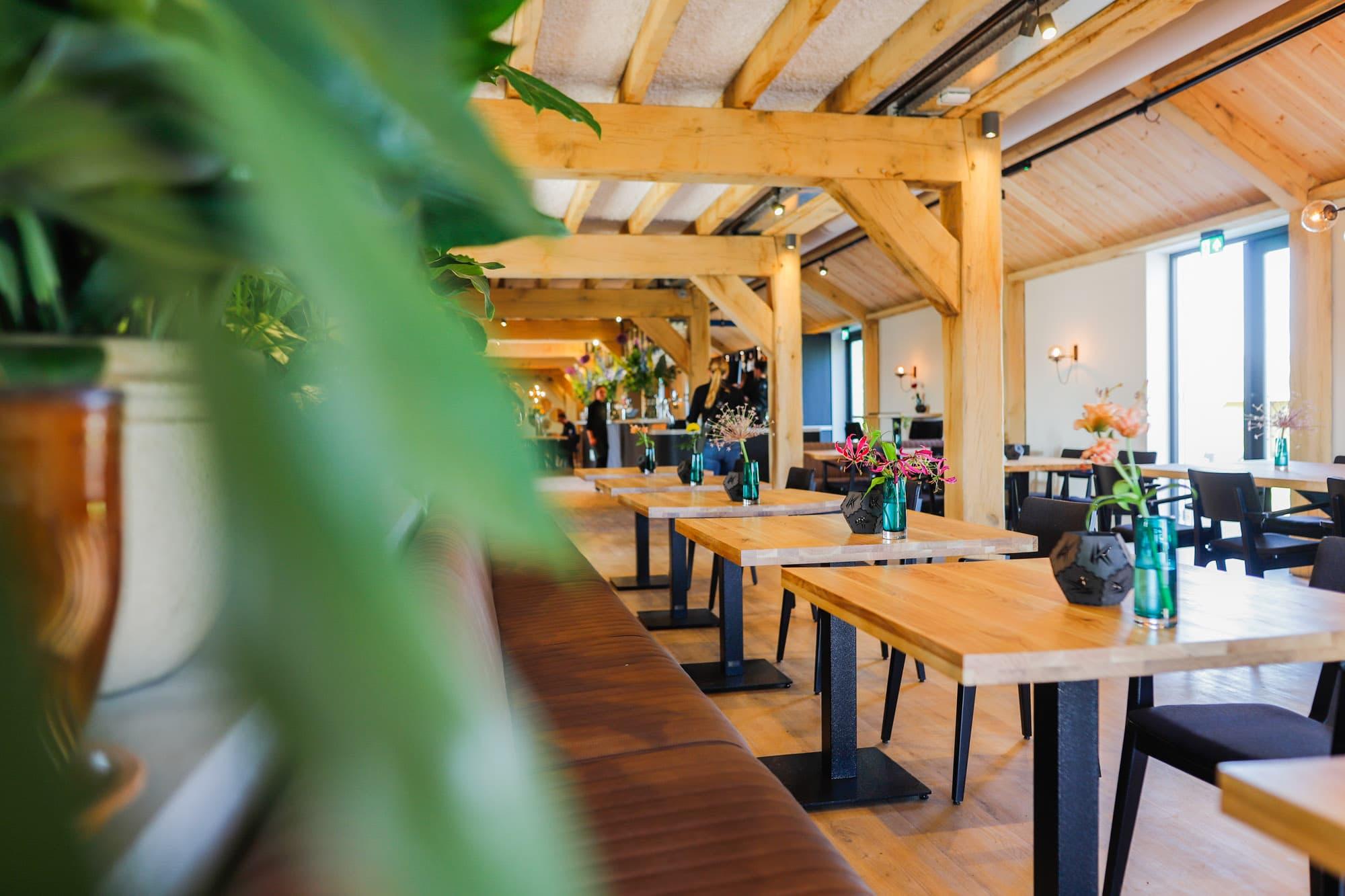 Restaurant Krelis overzichtsfoto van het restaurant