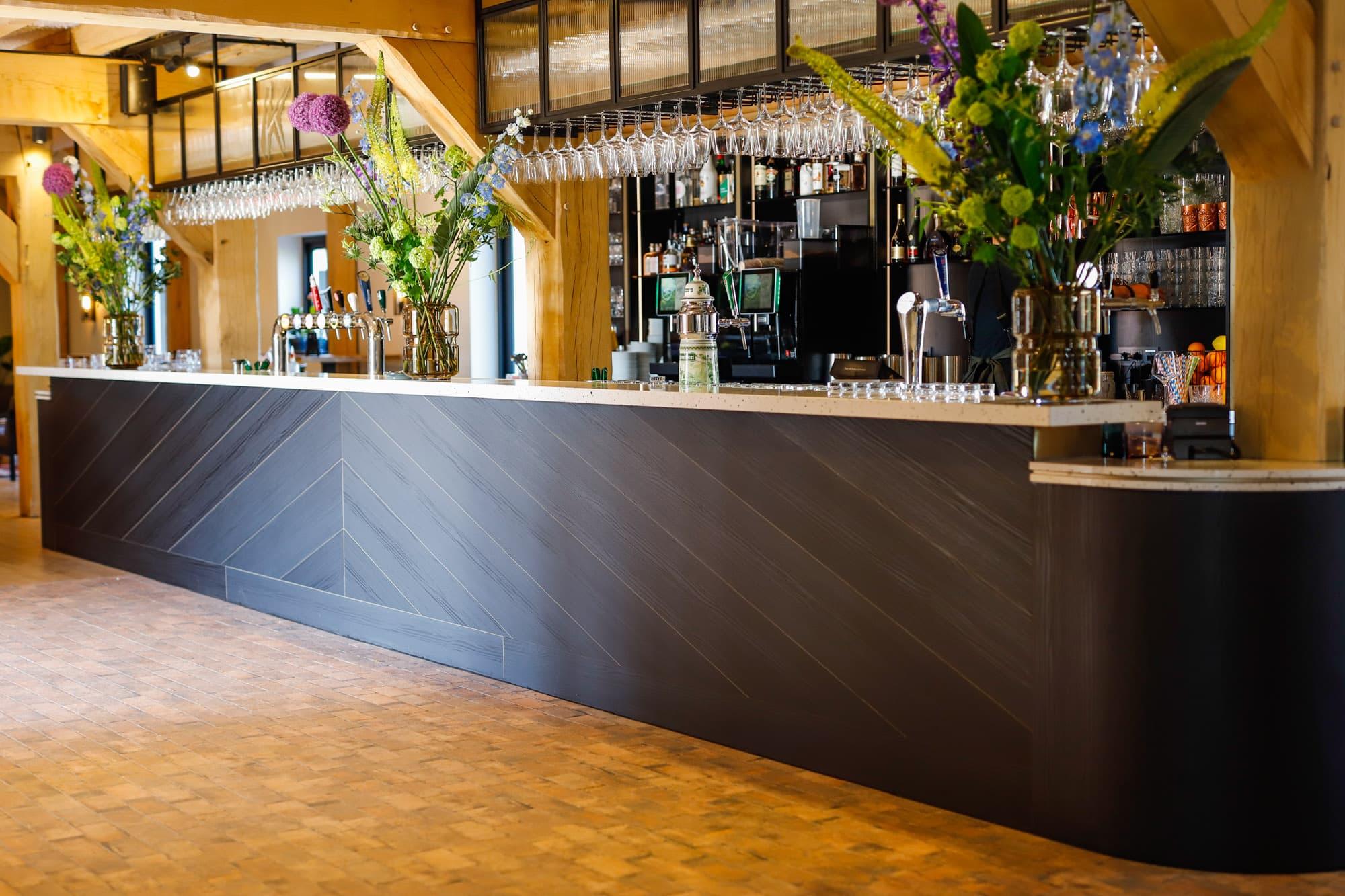 Restaurant Krelis sfeerimpressie van de bar
