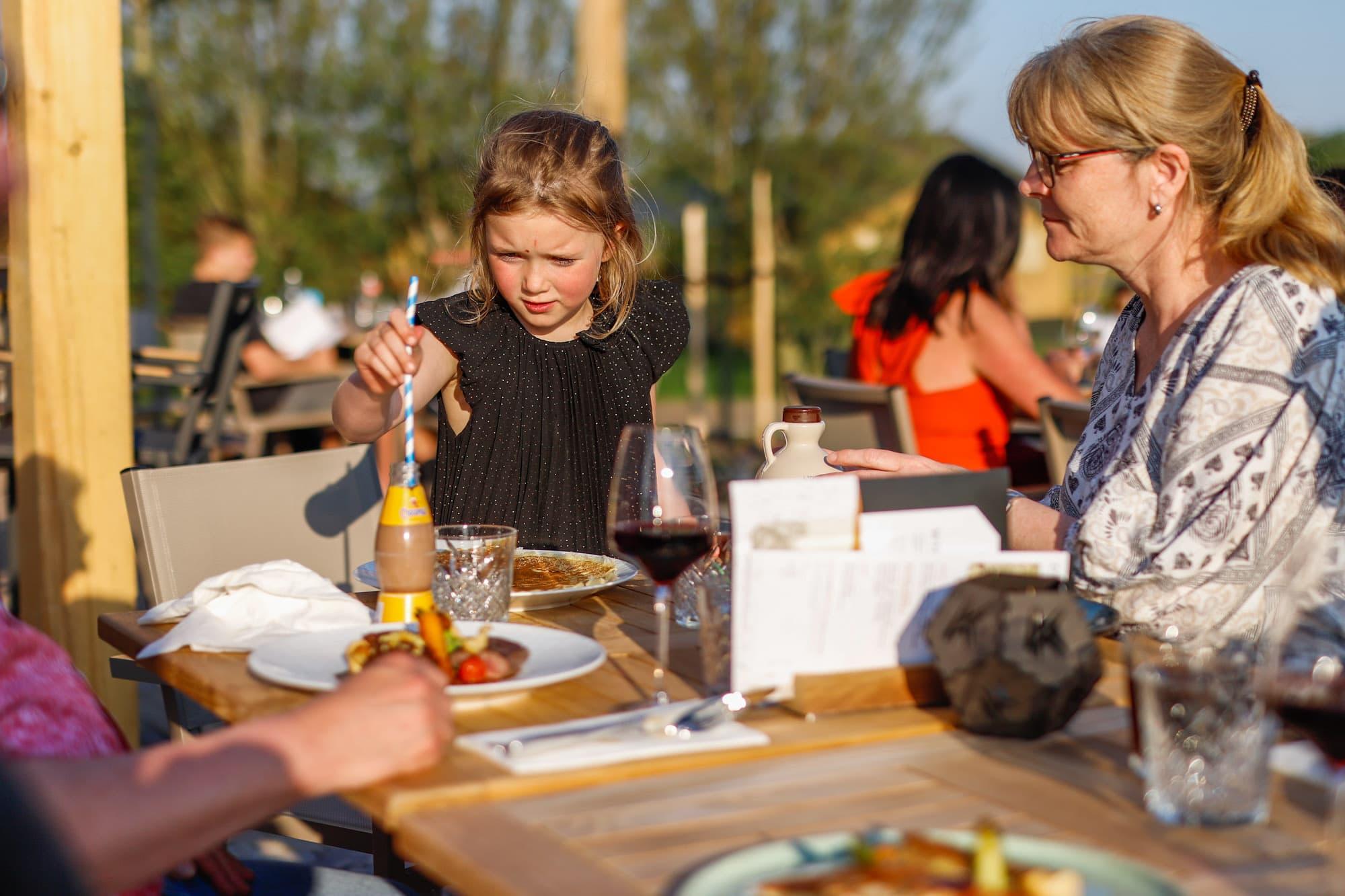 Restaurant Krelis gezelligheid met mensen