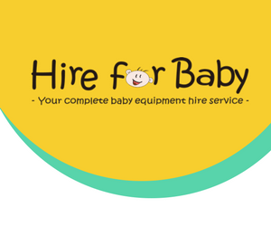 Logo Hire for Baby