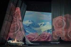 Seattle Opera production of Handel's Semele. February 2015.