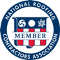National Roofing Contractors Association logo | Keyprime Roofing