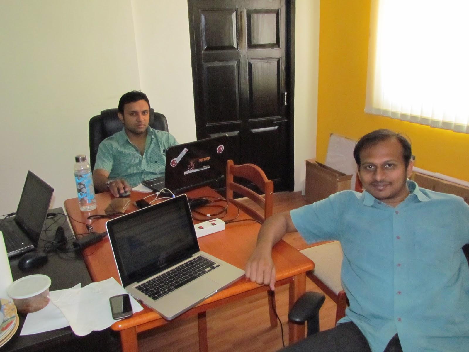 Meet Freshworks Founders: Girish Mathrubootham, Shan Krishnasamy