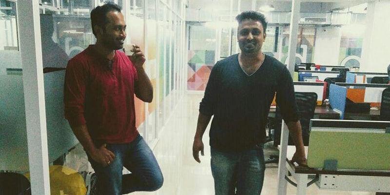 Meet The SpaceJoy Founders | Arnab Saharoy, Vinay Indresh