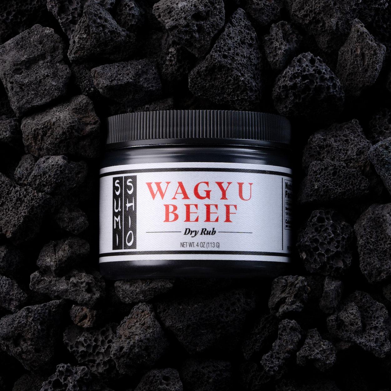 Sumi Shio Wagyu Beef Dry Rub Picture