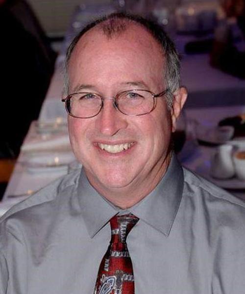Headshot of John Martin