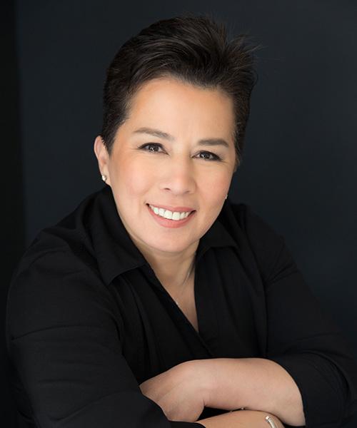 Headshot of Marjorie Montoya