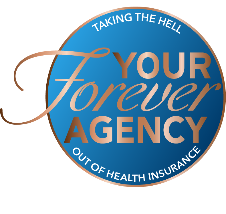 Your forever agency logo with slogan